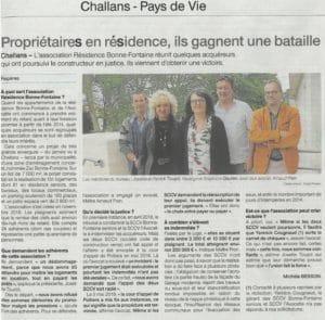 LE CABINET PFB AVOCATS A L'HONNEUR DANS OUEST-FRANCE